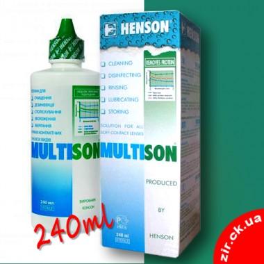 Multison Henson 240ml временно нет в наличии