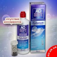 AOSEPT PLUS  с увлажнителем HydraGlyde 360 ml РЕКОМЕНДУЕМ!