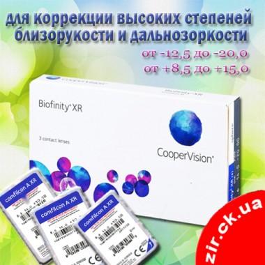 Biofinity-XR