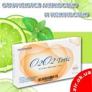 O2O2 toric торическая (6 шт., акция)