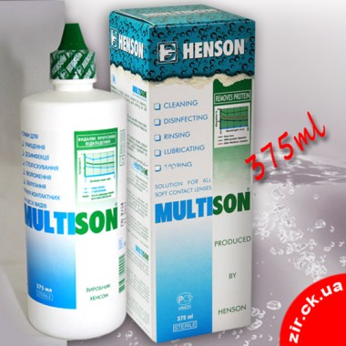 Multison Henson 375 ml временно нет в наличии