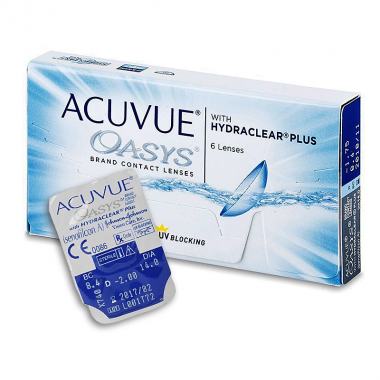 Acuvue Oasys with Hydraclear Plus (1 шт.)