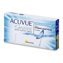 Acuvue Oasys for Astigmatism (+) (6 шт.) Рекомендуем!