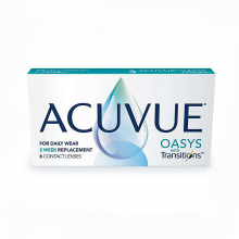 Acuvue Oasys with Transitions (+) (6 шт.)