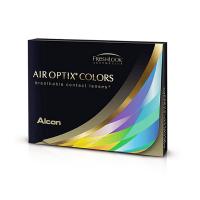 Air Optix Colors (2 шт. + Opti-Free PureMoist 60 ml)