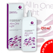 All in One Light Cooper Vision 250 ml