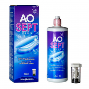 AOSEPT PLUS HydraGlyde 360 ml (Рекомендуем!)