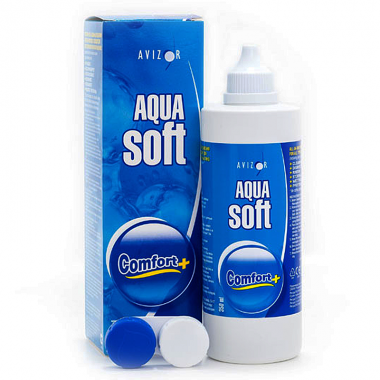 Раствор Aqua Soft Avizor 360 ml