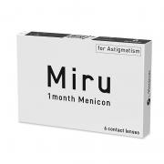 Miru 1 month for Astigmatism (3 шт.)