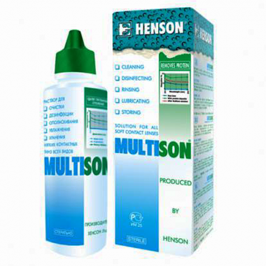 Раствор Multison Henson 375 ml