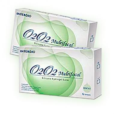 О2О2 Multifocal (6шт.)