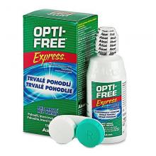 Раствор Opti-Free Express 120 ml
