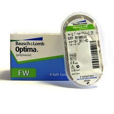 Optima FW Baush&Lomb (квартальные)