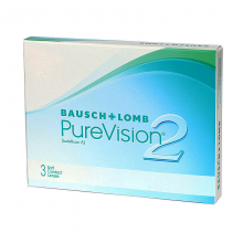 PureVision 2 HD (3 шт.+1 шт.)