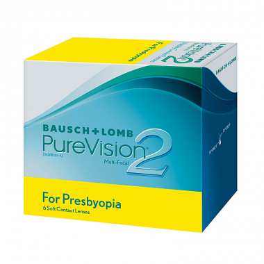 PureVision 2 Multi-Focal (6 шт.)