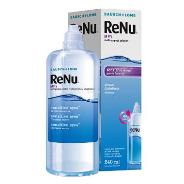 Раствор ReNu MPS 240 ml