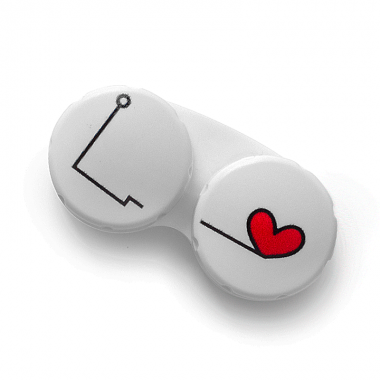 Контейнер для контактных линз SL-2030-K (1 шт.)