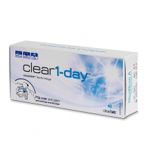 Clear 1-day (30 шт.)