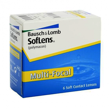 Soflens Multi-Focal (6 шт.)