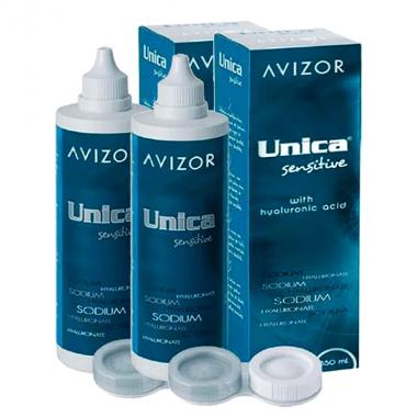 Раствор Unica Sensitive (2 шт.) 350 ml